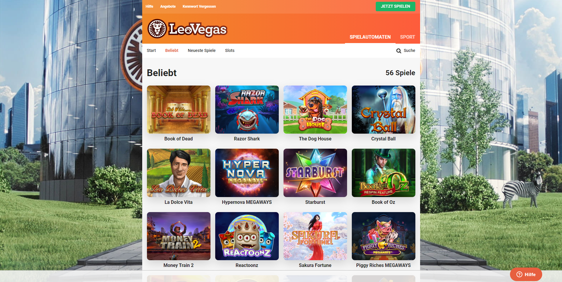 Leo-Vegas-casino-test-2021-erfahrung-spielothek